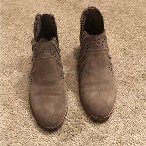 Vince Camuto low heel Booties